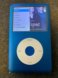 Custom Built iPod Classic 7th Gen 160GB - 1TB  / Tarkan - ADDITIONAL COLORS