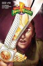 Mighty Morphin Power Rangers #12 Campbell Higgins Boom Comic Book NM 1g bc