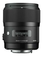 SIGMA 35mm 1:1,4 DG HSM ART per Nikon