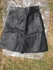 Walden miller Leather Skirt size 10