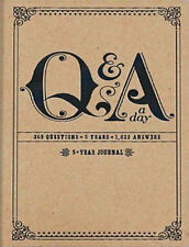NEW Q&A a Day: 5-Year Journal by Potter Style