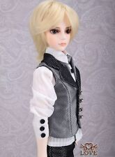 Knox DollLove 1/3 SD BJD DL boy male super dollfie Free face up eyes fur wig