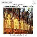Die Drei Orgeln Der Benediktinerabtei Ottobeuren (CD,Franz Lehrndorfer 1997) NEU