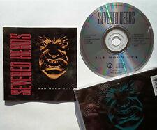 Severed Heads Bad Mood Guy MINT CD 1987 Nettwerk cabaret voltaire chris & cosey
