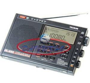 New PL-680 TECSUN PLL FM/Stereo MW LW SW SSB AIR Band