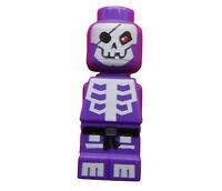 Lego Squlette Foncé Violet Figurine Micro Neuf Micofig Squelette ninjago