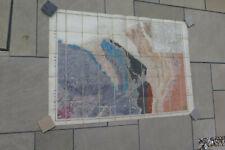 Geological Map_Denbigh_Flint_Merioneth_1855_Handcoloured