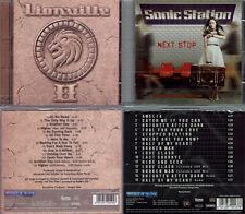 2 CDs, Lionville - II +2 (2012) + Sonic Station - Next Stop +4, AOR, Work Of Art