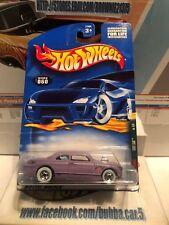 Hot Wheels 2001 #060 Shoe Box Rat Rods Series White Walled Bw Wheels
