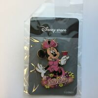 JDS - Flower Girl - Minnie Mouse Disney Pin 29049