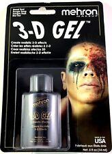 Mehron 3D Gel Professional FX Makeup Blood Red 14ml Stage /Halloween Makeup FX