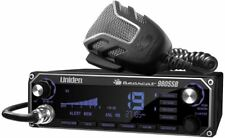 Cb Radio Ssb Noise Canceling Mic Weather Channels Swr Meter Illuminated Panel