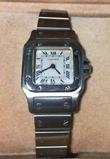 Womens Genuine Cartier Santos De Cartier Watch - Good Condition