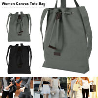 Women Ladies Handbag Canvas Tote Purse Travel Large Shopping Bag Shoulder Bags