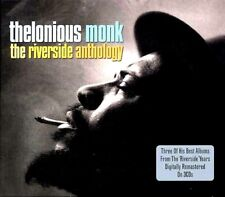 SEALED NEW CD Thelonious Monk - The Riverside Anthology