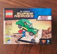 LEGO SDCC COMIC CON 2015 ACTION COMICS 1 SUPERMAN EXCLUSIVE! SEALED MINT BOX!