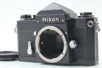 【EXC+5】Nikon F Eyelevel Black 35mm SLR Film Camera Body From Japan #289