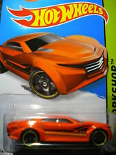 Hot Wheels Ryura LX  ORANGE NEW