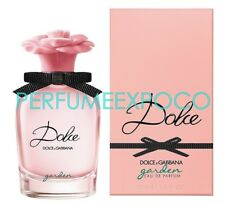 Dolce Garden by Dolce & Gabbana PERFUME Women 2.5oz-75ml EDP Spray NEW & SEALED
