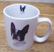 Boston Terrier Puppy Dog Large Coffee Mug Cup