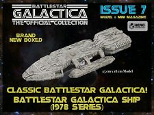 More details for eaglemoss battlestar galactica collection classic galactica ship issue 7 - new