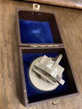 Vintage Watch Repairman Balance Table Watchmaker Tool