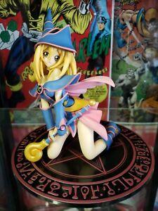 """OPEN BOX Kotobukiya Yu-Gi-Oh Dark Magician Girl 7"""" Figure IN HAND USA SELLE"""