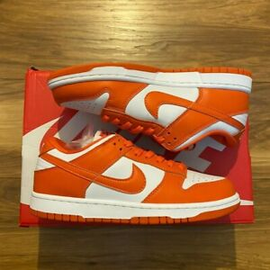 Nike Dunk Low Syracuse UK 8