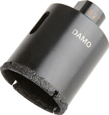 "DAMO 2"" Dry/Wet Diamond Core Drill Bits/Hole Saw for Granite/Concrete/Stone"