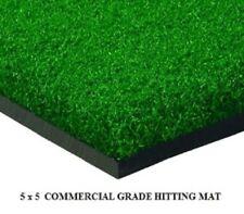 Commercial Grade 58 x 58  Hitting Mat for Optishot Golf Simulator**NEW**