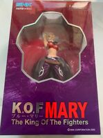 "SNK The King of Fighters KOF MARY 1/8 Scale 8"" Figure New in Box"