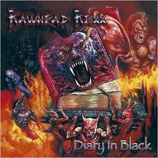 RAWHEAD REXX - Diary In Black CD