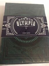 Olympia Underworld Playing Cards Steve Minty Signed
