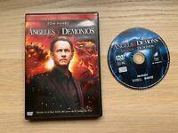 Angeles Y Demoni DVD Tom Hanks Versione Extended