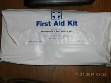 1995 S500 Mercedes Complete First Aid Kit, Original