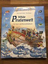 Wilde Piratenwelt, Wimmelbuch, Bilderbuch, Kinderbuch