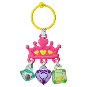 Infantino Link & Jingle Activity Rattle Crown