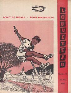 revue louveteau n°10 du 20 mai 1960