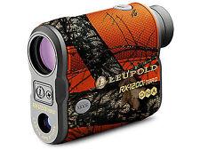 Leupold RX-1200i TBR w/DNA Rangefinder M Oak Blaze Orange OLED Selectable 170640