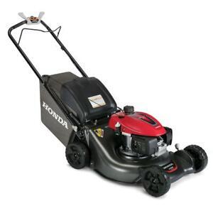 Honda HRN216VKA 21 in 170cc 3-in-1 Self Propelled Gas Lawn Mower w/ Auto Choke