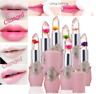 Pro Flower Crystal Jelly Lipstick Temperature Magic Change Color Lip Balm New