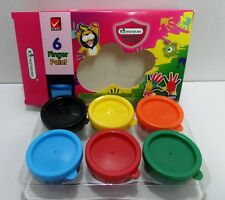 """Hand-Paint Drawing """"Master Art"""" Painting Set Toy gift Kids' Crafts 6 Colors"""