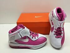 Nike Air Max Soldier V 5 Lebron Basketball Pink White Sneakers Shoes Womens 5