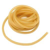 Fitness Equipment Part 3M Rubber Better Latex Natural Band Elastic Tubing Tube