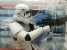 Star Wars Stromtrooper Unleashed 6 Inch Out Of Production Hasbro MINMB
