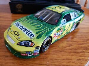 Jeff Gordon 2007 Monte Carlo SS 24 Nicorette 1.24 Scale Die Cast Owners Elite