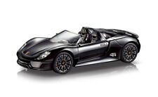 Braha Industries Porsche 918 Spyder 1:24 Scale R/C Car Black