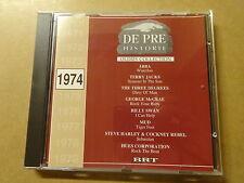 CD / DE PRE HISTORIE 1974