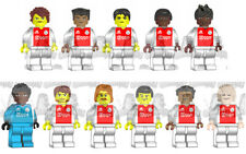 Custom LEGO Minifigure Ajax Amsterdam 11 Players Names on the back
