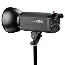 Godox TC-300 300W Photography Flash Strobe Studio Lighting Lamp Head 220V